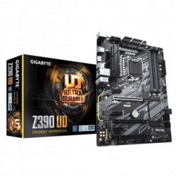Gigabyte Z390 UD motherboard LGA 1151 (Socket H4) ATX Intel Z390