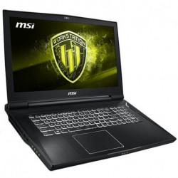 MSI Portátil Gaming WT75-004ES 17,3 I7-8750H 1 TB 32 GB RAM