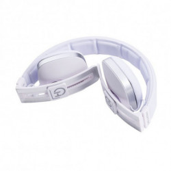 Hiditec Wave Mobiles Headset Binaural Kopfband Weiß WHP010002