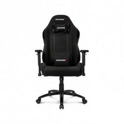 AKRacing Chaise de jeu AK-EX-EXWIDE Noir/Rouge