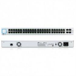 UBIQUITI Schalter für das Netz mit Schaltschrank US-48 48xGB 2xSFP 2xSFP+