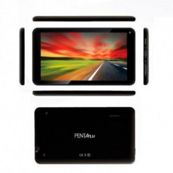 Ares Tablette PENTAFILM 7 Cortex A7 8 GB 1 GB RAM Noir