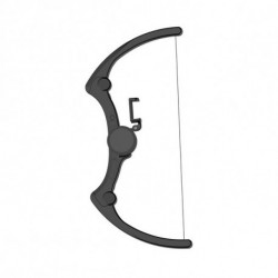 Omega Gaming Bow AR BOW Black