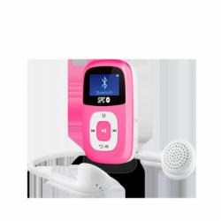 SPC Firefly Lecteur MP3 Rose 8 Go 8668P