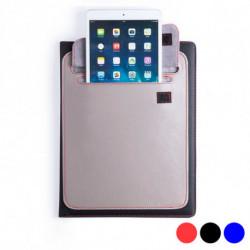Dossier avec Accessoires et Comprartiment pour Tablette 10 144137 Noir