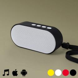 Haut-parleurs bluetooth portables 145152 Rouge