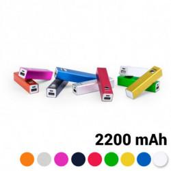 Power Bank 2200 mAh USB 144743 Blanc