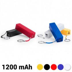 Porte-clés Power Bank 1200 mAh 144941 Bleu