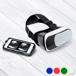 Virtual Reality Brillen 145244 Rot