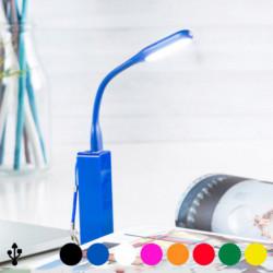 Lampe LED USB 144823 Fuchsienrot