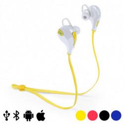 Casques Bluetooth de Sport 145070 Rouge