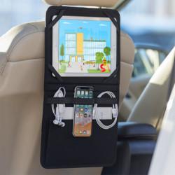 Adjustable Car Tilt Stand for Tablet (9,7) 145648 Black