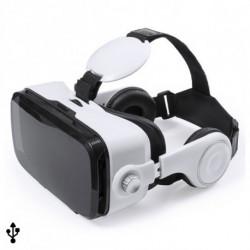 Gafas de Realidad Virtual 3D 145526 Blanco