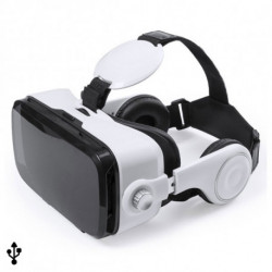 Virtual Reality Brillen 3D 145526 Weiß