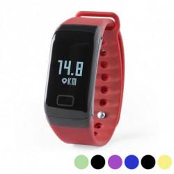 Montre intelligente 0,66 OLED Bluetooth 145536 Jaune