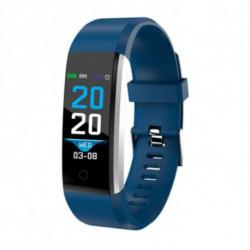 Denver Electronics BFH-16 Bracelet connecté Noir, Bleu IP67 TFT 2,44 cm (0.96) 116101100070