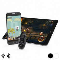 Gamepad Bluetooth para Smartphone USB 145157 Blanco
