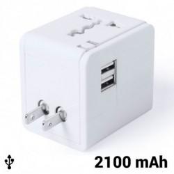 Plug Adapter 2100 mAh 145303 White