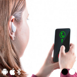 Auriculares in Ear Bluetooth 145844 Blanco