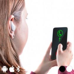 Kopfhörer im Ohr Bluetooth 145844 Schwarz