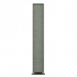 Energy Sistem Bluetooth Lautsprecherturm Tower 2 25W Grau