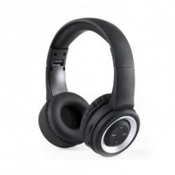 Antonio Miró Casque Écouteur Pliable Bluetooth 3.0 147345 Noir