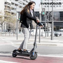 InnovaGoods Pro Faltbarer Elektroroller 7800 mAh 8,5'' 350W Schwarz