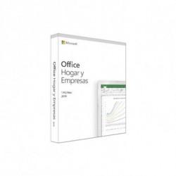 Microsoft Office 2019 Hogar y Empresa T5D-03233 (1 licencia)