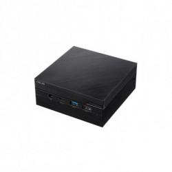 ASUS PN60-BR00I3L Intel® Core™ i3 der achten Generation i3-8130U 4 GB DDR4-SDRAM 128 GB SSD Schwarz Mini PC Mini 90MS01D1-M00160