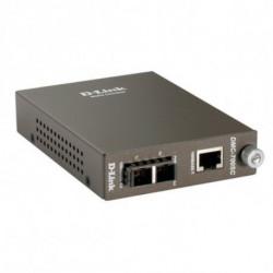D-Link Media Converter conversor de rede de média 1000 Mbit/s DMC-700SC
