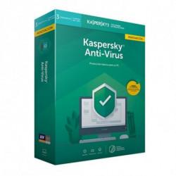Kaspersky Lab KL1171S5CFR-9 antivirus security software Full license 3 license(s) 1 year(s) Spanish