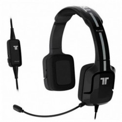 Tritton Auricolari con Microfono Gaming Kunai ST24 Nero/bianco