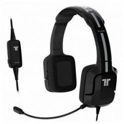Tritton Auriculares com microfone para Vídeojogos Kunai ST24 Preto/branco