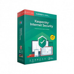 Kaspersky Lab Internet Security 2019 Licence complète 3 licence(s) 1 année(s) Espagnol KL1939S5CFS-9