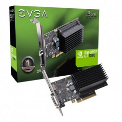 Evga Placa Gráfica 02G-P4-6232-KR 2 GB DDR4 1430 MHz