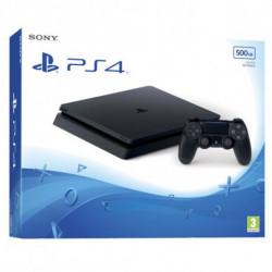 Sony PlayStation 4 Slim 500GB Negro Wifi 9388876