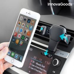 InnovaGoods Soporte Gravitatorio de Móviles para Coche