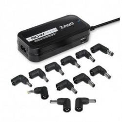 TooQ TQLC-90BS02AT Caricabatterie per dispositivi mobili Interno Nero