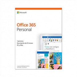 Microsoft Office 365 QQ2-00768 (5 dispositivos)
