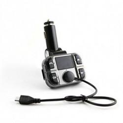 Omega Reprodutor MP3 e Transmissor FM para Auto OUTF28 Cinzento