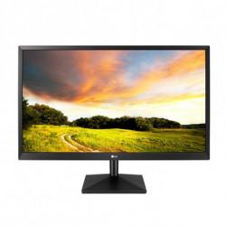 LG 20MK400H-B monitor piatto per PC 50,8 cm (20) WXGA LED Opaco Nero