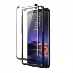 Bildschirmschutz aus Hartglas fürs Handy Galaxy S8 REF. 140317 Durchsichtig