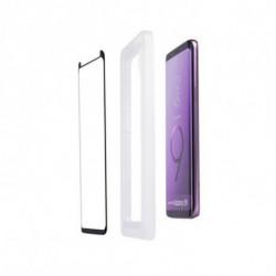 Film Protecteur en Verre Trempé pour Téléphone Portable Galaxy S9 Plus REF. 105101 Transparent