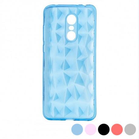 Custodia per Cellulare 3d Xiaomi Redmi 5 Plus REF. 108522 Azzurro