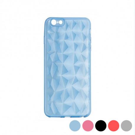 Custodia per Cellulare 3d Iphone 6 Plus REF. 107402 Azzurro