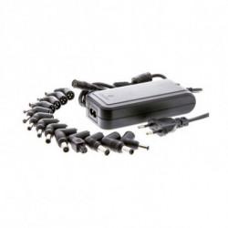 CoolBox FALCOONB90U Netzteil & Spannungsumwandler Innenraum 90 W Schwarz