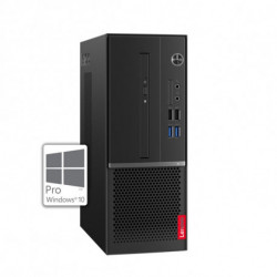 Lenovo V530 3.6 GHz 8th gen Intel® Core™ i3 i3-8100 Black SFF PC 10TX0017SP