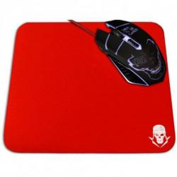 Skullkiller Gaming Mauspad GMPR Rot 40 x 25 cm