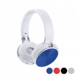 Casque Écouteurs Pliables avec Bluetooth 145945 Bleu