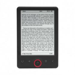 Denver Electronics EBO-620 eBook-Reader 4 GB Schwarz 110151000030